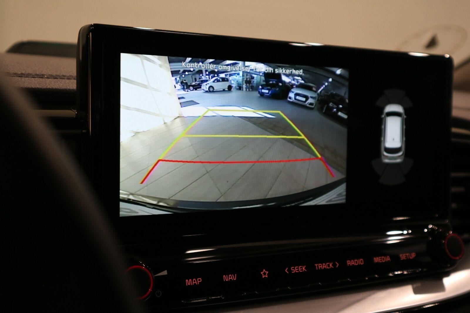 Kia Ceed 1,6 PHEV Upgrade+ SW DCT - billede 8