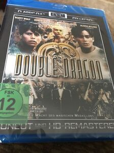 Double Dragon Robert Patrick Alyssa Milano Blu Ray Region Free New 4032614509156 Ebay