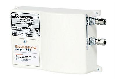 Chronomite Instant Flow Sr15l 120 Tankless Hot Water Heater 15 Amp 120 Volt 883232502371 Ebay