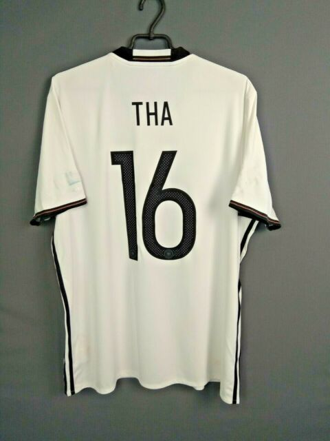 Tah Germany Jersey 2016/17 Home Size XL Shirt Mens Trikot Adidas AI5014 ig93