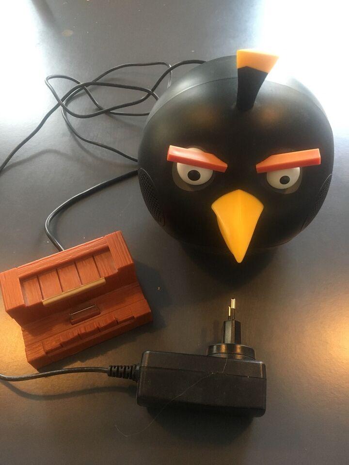 Højttaler, Gear4, Angry Bird