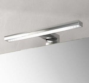 Applique universale 30x10 per specchio mobile bagno illuminazione a led mobili ebay - Lampade per specchio bagno a led ...