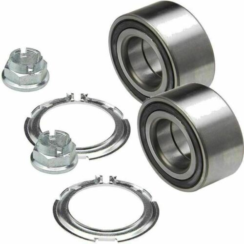FITS Nissan Primastar 2002-2015 Front Hub Wheel Bearing Kit Pair x 2