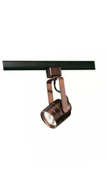Oil Rubbed Bronze Linear Track Lighting