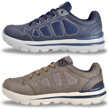 Walk Pro MEMORY FOAM Adventure Men's Casual Comfy Shoes Trainers From £14.99
