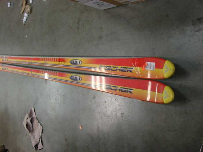 Fisher ski CLXS4 191cm apx 20 years old never mounted