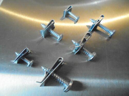 M 2,9 x6,5  2,9x 9,5   2,9x13  2,9x16 2,9x19mm Blechschrauben  DIN 7983 C-H