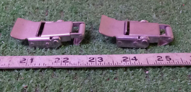 1 Pair Nielsen Hc83314-42lalb437ss Compression Spring Latches Make OFFER