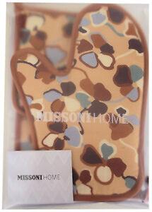 MISSONI-HOME-GUANTO-FORNO-PRESINE-QUILT-MATI-148-OVEN-MITT-POT-HOLDERS-QUILT