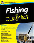 Fishing For Dummies by Greg Schwipps, Dominic Garnett, Peter Kaminsky (Paperback, 2012)