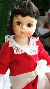 MADAME-ALEXANDER-RED-BOY-DOLL-mint-in-box-VINTAGE