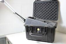 Peli Pelican Protector Case - Peli  case - Black with  full foam set