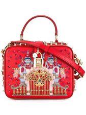 Dolce And Gabbana Rosaria Crystal Bag! New