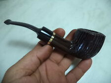 NERONE PIPA IN PERO PEAR WOOD PIPE PFEIFE ITALIANSTYLE RUSTIC 7 NEW