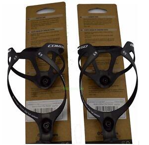 2x-PORTABIDONES-CARBONO-BICICLETA-Bottle-Cage-Holder-Full-Carbon-Fibre-Bicycle