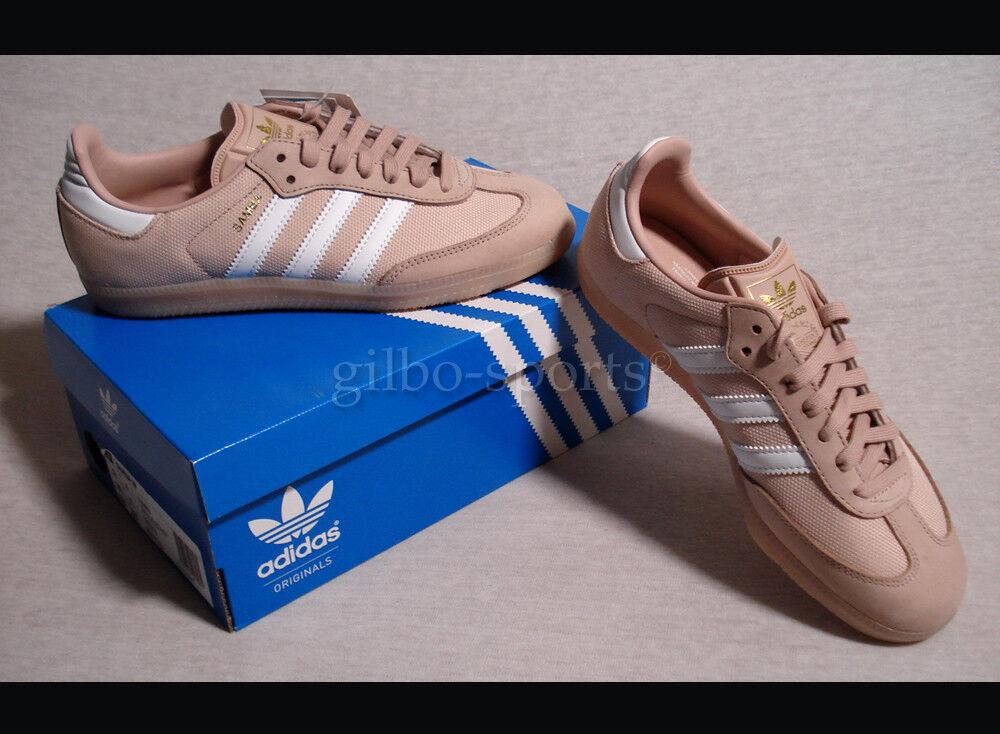 Adidas Samba W ashpea taille 36 2 3 37 1 3 40 rose Aprikot cq2643 Salles Chaussures