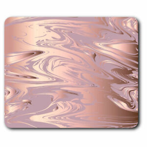 Computer-Mouse-Mat-Rose-Gold-Marble-Pattern-Pretty-Office-Gift-24125
