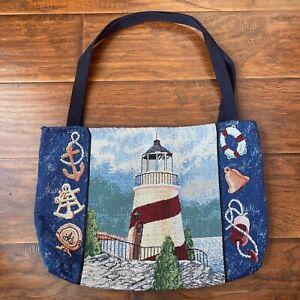 Lighthouse Purse