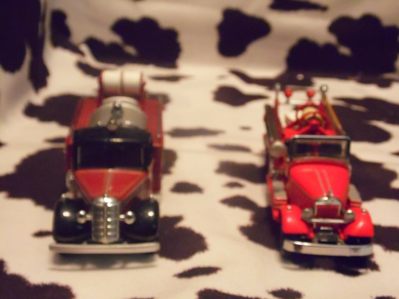 (QTY of 2) MATCHBOX Models of Yesteryear YYM35191 & YFE15 EXCELLENTLY DETAILED