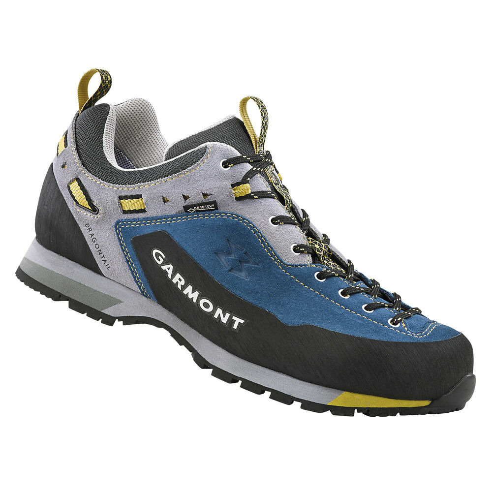 Outdoorschuh Garmont DRAGONTAIL LT/GTX  night Blau/light Grau