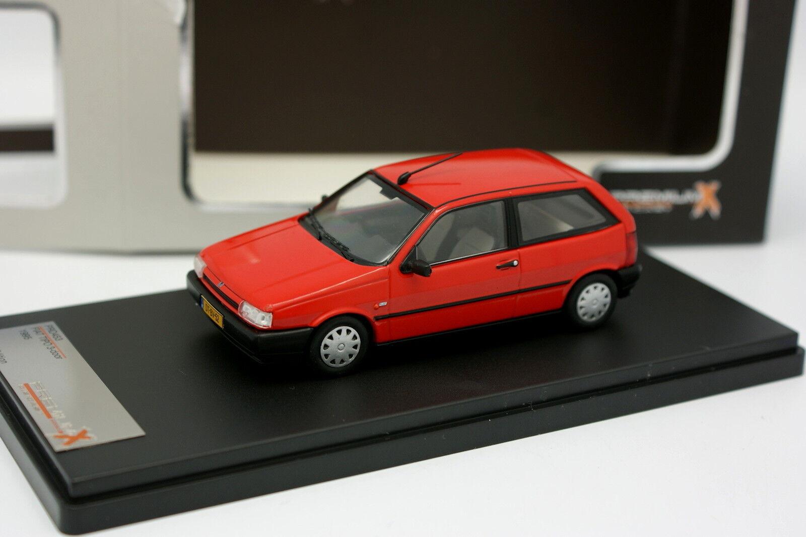 Premium X 1 43 - Fiat Tipo 1995 Rouge