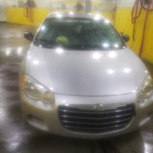 2006 Chrysler Sebring LX
