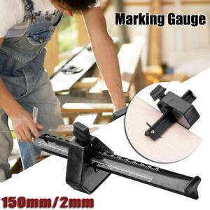 Adjustable-Plastics-Parallel-Scribe-Marking-Gauge-Carpenter-Woodworking-Tool-New