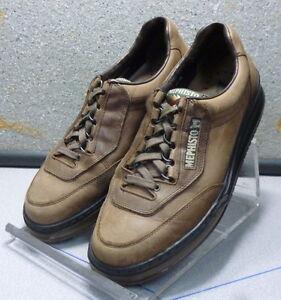 Mephisto - Zapatos de cordones para hombre beige Size: 6½ EUR mPJ99E7v