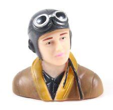 1/9, 1:9WWII Pilot Figure L43xW24xH39mm US TH031-01707A