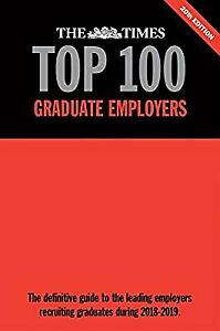 The-Times-Top-100-Graduate-Employers-2018-2019-Martin-Birchall-Used-Very-Good