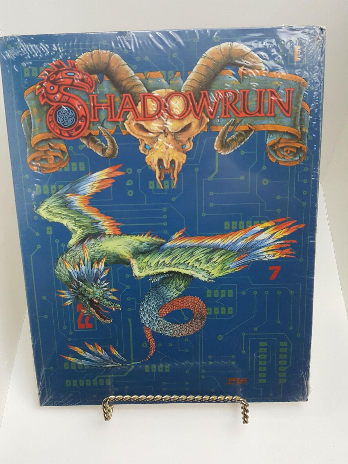 Shadowcorrere 1° Ed gioco Master Screen - 1989 - FASA 7102 (Factory Sealed)