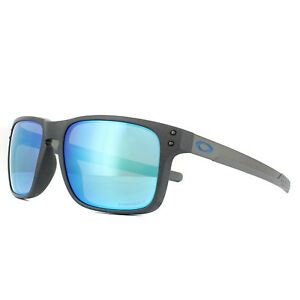fabeff6f634bf Image is loading Oakley-Sunglasses-Holbrook-Mix-OO9384-10-Steel-Prizm-