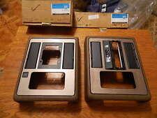 1984-1988 FIERO LS/GT Mittelkonsole/Center Console Abdeckung,5-Speed NEU/NEW GM