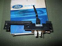 1971-72 Ford Ltd, Custom, Galaxie Heater Switch, W/o A/c