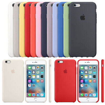 CUSTODIA COVER ORIGINALE Per Apple IPHONE 7/8 PLUS SILICONE CASE