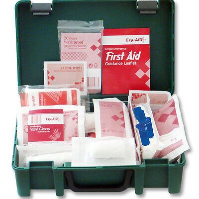 1-10 Person CATERING First Aid Kit  ** High Quality  - CE Marked ** Kitchen Kit