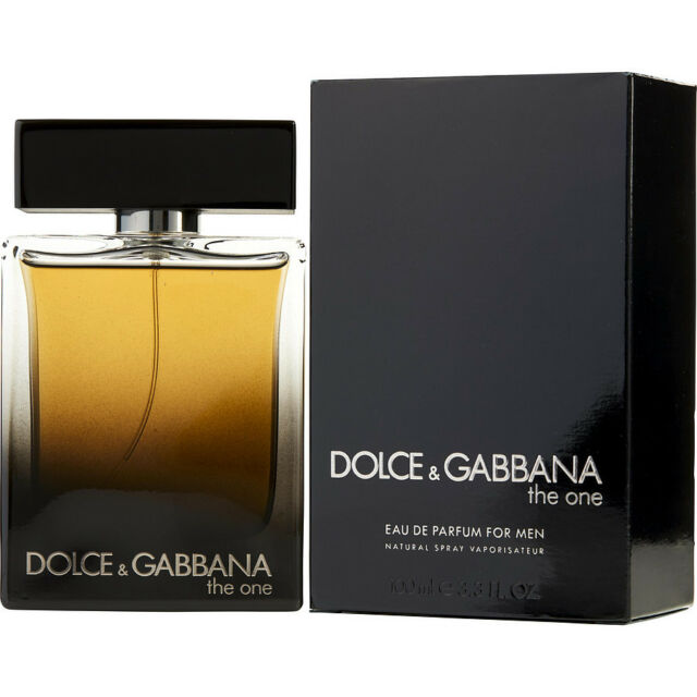 d00818fe23 Dolce   Gabbana The One for Men Eau De Toilette 5 Oz 150 Ml Original ...