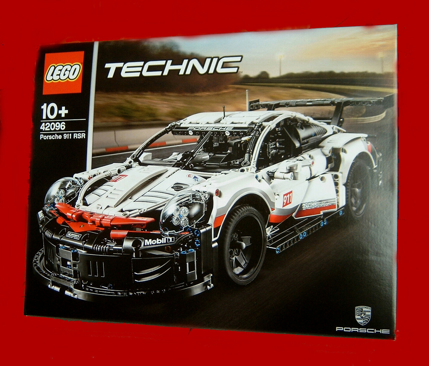 LEGO Technic 42096 Porsche 911 RSR Neuheit 2019 NEU/OVP sofort lieferbar