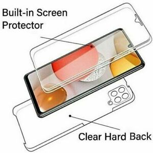 Pour Huawei P30 P30PRO P40 Lite ULTRA MINCE Front & Back Cover 360 Clear Case