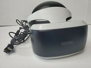 Genuine-Sony-PlayStation-VR-Headset-v2-PSVR-PS4-CUH-ZVR2-NO-Face-Light-Sheild