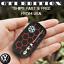 VW-Key-Fob-Case-GTI-Edition-Black-amp-Red-Skin-Free-Fast-Shipping thumbnail 1