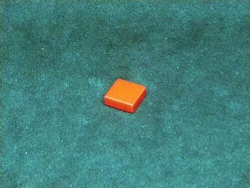3070 Rouge x8 LEGO Tile 1x1