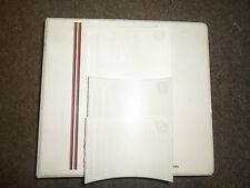 1971 85 1999 Saab 9000 DI APC Supplement Engine Management Shop Manuals OEM 99