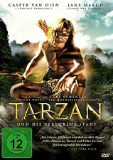 TARZAN UND DIE VERLORENE CIUDAD Jane March CASPER VAN DIEN DVD nuevo