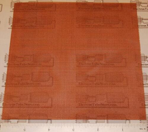 """Copper 30-Mesh .012/"""" .021/"""" Wd Wire 533 micron .30mm 6x6/"""""""