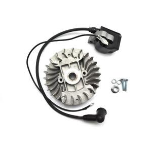 Flywheel and Nut for Trimmer STIHL FS160 FS180 FS220,FS280 OEM # 4119 400 1201