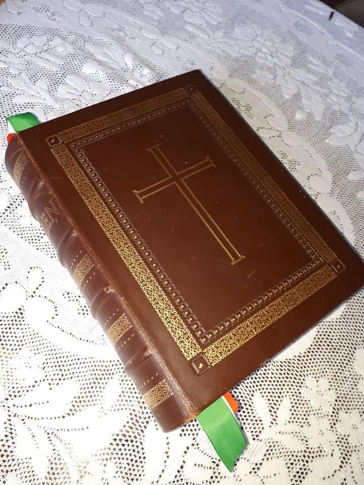 Biblen, Gyldendals Forlag 1961, emne: religion