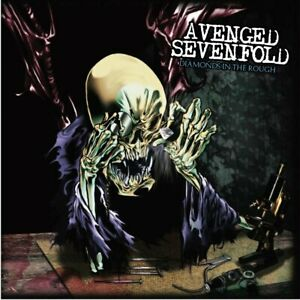2 LP - AVENGED SEVENFOLD - DIAMONDS IN THE ROUGH - (NIEUW / NEW SEALED)