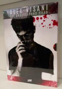 Alex-Visani-The-Underground-Files-Box-3-DVD-Edizione-Limitata-100-Copie