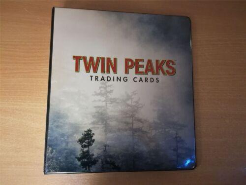 Twin Peaks 2018 Official Rittenhouse Binder
